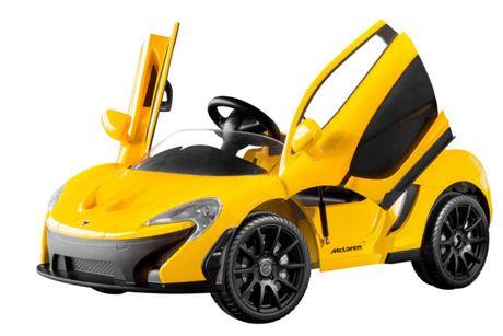 Sieu xe McLaren P1 gia hon 10 trieu cho 'dai gia nhi' - Anh 7