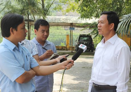 Lien quan den Du an Nha may thep Viet Phap tai H. Nam Giang (Quang Nam): Lo lang la chinh dang - Anh 1