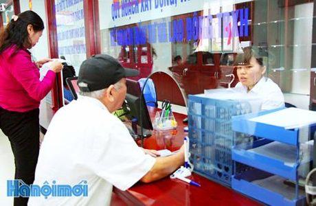 Giai quyet thu tuc hanh chinh linh vuc nguoi co cong: Con cham, muon, nguoi dan chua hai long - Anh 1