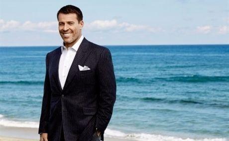 12 bai hoc kinh doanh tu Tony Robbins - Anh 1