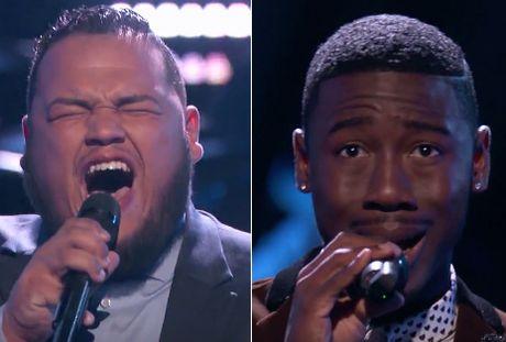 "The Voice My: ""Noi da ga"" truoc man trinh dien ban hit Hello cua Adele - Anh 1"