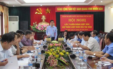 "Bo qui dinh khong nop bao cao se bi thu hoi giay phep de tranh ""bop chet"" doanh nghiep - Anh 1"