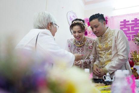 Dam cuoi bi mat o My cua Victor Vu va Dinh Ngoc Diep - Anh 3