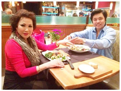 Cuoc song doi lap cua Phan Hien - Khanh Thi va Vu Hoang Viet - Yvonne Thuy Hoang - Anh 8