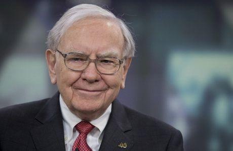 Ty phu Warren Buffett dap tra cao buoc cua Donald Trump - Anh 1