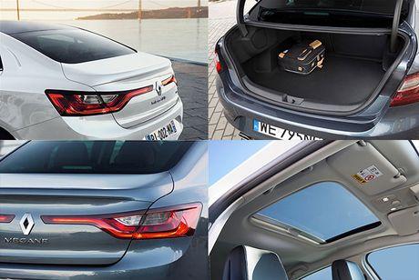 Bien the sedan cua Renault Megane 2017 thach dau Mazda3 - Anh 3