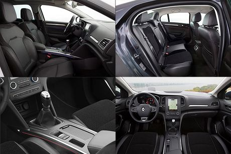 Bien the sedan cua Renault Megane 2017 thach dau Mazda3 - Anh 4