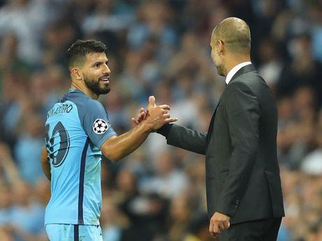 """Man City: Aguero """"thang hoa"""" la nho Pep Guardiola - Anh 1"""