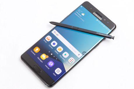 Samsung khuyen cao khach hang ngung su dung Galaxy Note 7 - Anh 2