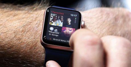 Cac Bo truong Anh bi cam deo dong ho Apple Watch vi so tin tac Nga - Anh 1
