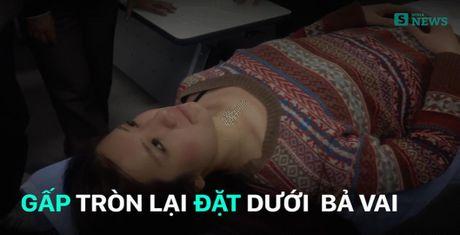Cach chua dau vai gay cua nguoi Nhat: Don gian, hieu qua - Anh 1