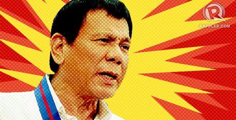 Dan Philippines dua nhau chia se binh luan mang Duterte 'dien' - Anh 1