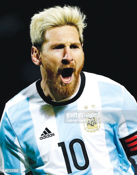 Vong loai World Cup 2018: Argentina trong noi nho Messi - Anh 1