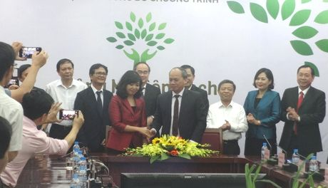 Agribank cong bo goi tin dung 50.000 ty dong cho nong nghiep sach - Anh 1