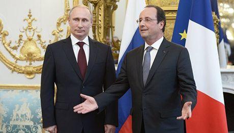 Dien Kremlin ly giai viec Tong thong Putin hoan chuyen tham Phap - Anh 1