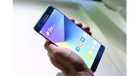 Samsung da het suc dung cam khi dua ra quyet dinh khai tu Note7 - Anh 1