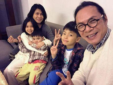Tran Luc ke chuyen 'nuoi con khoe, day con ngoan' - Anh 1