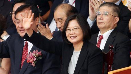 Dai Loan muon noi lai dam phan voi Trung Quoc - Anh 1