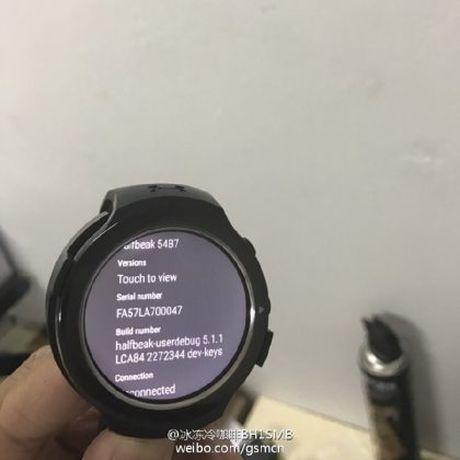 Lo hinh anh ro net smartwatch dau tien cua HTC - Anh 3