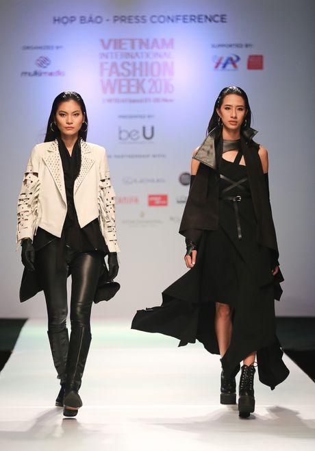 Tuan le thoi trang quoc te Viet Nam - Vietnam International Fashion Week Thu Dong 2016 - Anh 2