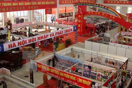 Hoi cho Kinh te Thuong mai Bien gioi Viet - Trung - Anh 1