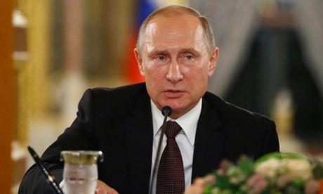 Putin hoan tham Paris vi Phap chi muon ban ve Syria - Anh 1