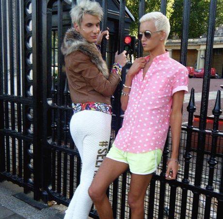 Ai cung 'tiec dut ruot' khi cap doi LGBT nay phai dung chan qua som tai X-Factor UK - Anh 8