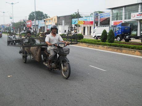 Vinh Phuc: Xe tu che hoat dong… binh thuong - Anh 4