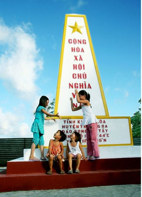 Khanh Hoa bat binh truoc viec Trung Quoc to chuc bau cu dai hoi dai bieu nhan dan o cai goi la 'thanh pho Tam Sa' - Anh 1