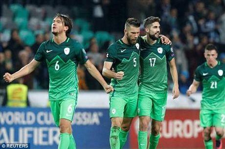 Slovenia vs Anh (1h45 ngay 12/10): Cho xem thuong Nhung chu rong Nam Au - Anh 3