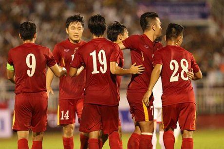 Cong Phuong, Tuan Anh, Xuan Truong chac chan du AFF Cup - Anh 1