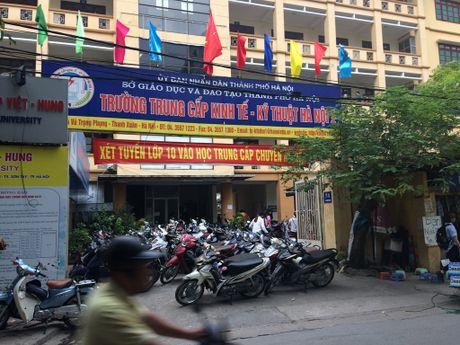 Loan cap chung nhan ngoai ngu: To chuc thi nhu ban hang da cap - Anh 1