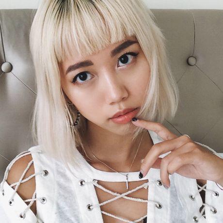 Cach thoat khoi da dau va mun hay ho cua Daul Be - co nang beauty blogger co lan da kho chieu - Anh 1