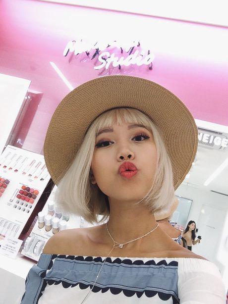 Cach thoat khoi da dau va mun hay ho cua Daul Be - co nang beauty blogger co lan da kho chieu - Anh 3