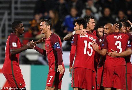 Ronaldo tiep tuc no sung trong chien thang 6 sao cua Bo Dao Nha - Anh 6
