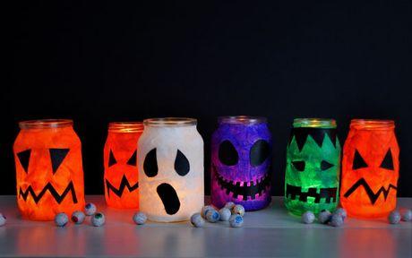 Mach ban y tuong trang tri Halloween re beo ma hieu qua - Anh 9