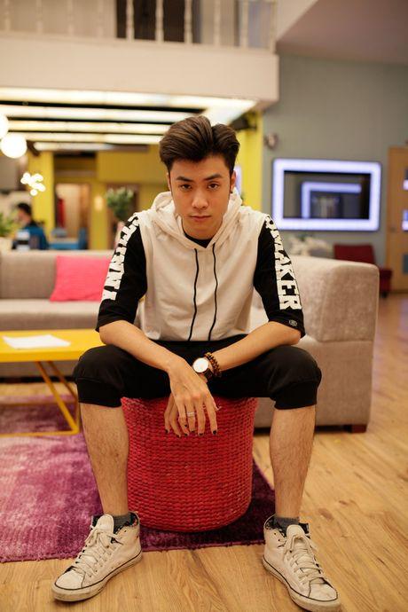 Vuong Anh Ole - noi tieng nen moi vao duoc Chung ket 'Hoc vien danh hai'? - Anh 1