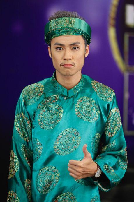 Vuong Anh Ole - noi tieng nen moi vao duoc Chung ket 'Hoc vien danh hai'? - Anh 2