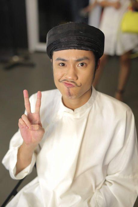 Vuong Anh Ole - noi tieng nen moi vao duoc Chung ket 'Hoc vien danh hai'? - Anh 3