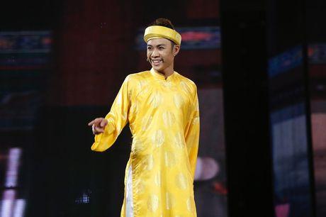 Vuong Anh Ole - noi tieng nen moi vao duoc Chung ket 'Hoc vien danh hai'? - Anh 6