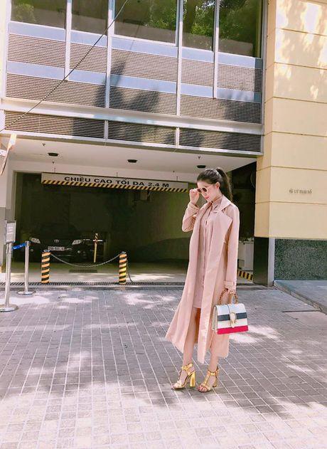 Ha Ho mac street style dep nhu the nay thi 'ngan' gi ngoi sao quoc te nao - Anh 3