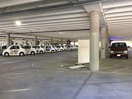 Google bi 'chup trom' hang loat xe minivan tu lai - Anh 4