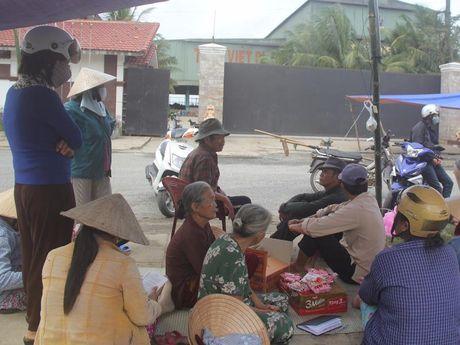 Quang Nam phuc dap Da Nang ve nha may thep - Anh 1