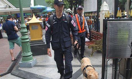 Canh sat Thai Lan tang cuong an ninh truoc ke hoach danh bom thu do - Anh 1