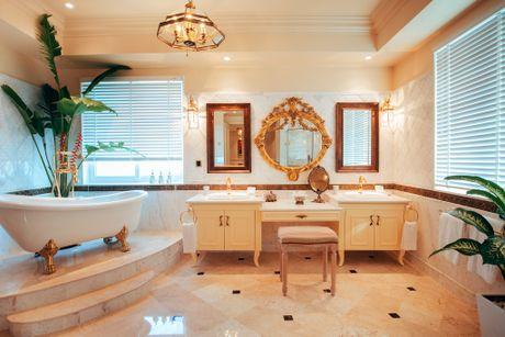 Can canh penthouse trieu do cua hoa hau Ha Kieu Anh - Anh 10