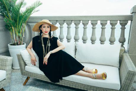Can canh penthouse trieu do cua hoa hau Ha Kieu Anh - Anh 1
