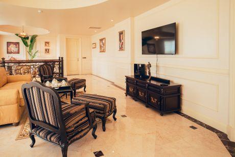 Can canh penthouse trieu do cua hoa hau Ha Kieu Anh - Anh 2