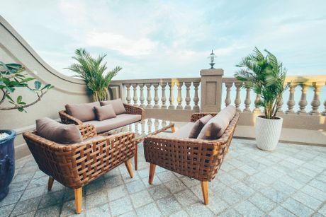 Can canh penthouse trieu do cua hoa hau Ha Kieu Anh - Anh 4