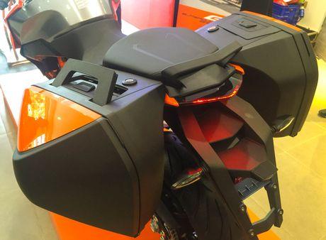 KTM 1290 Super Duke GT - sieu xe phuot gia 690 trieu dong - Anh 6