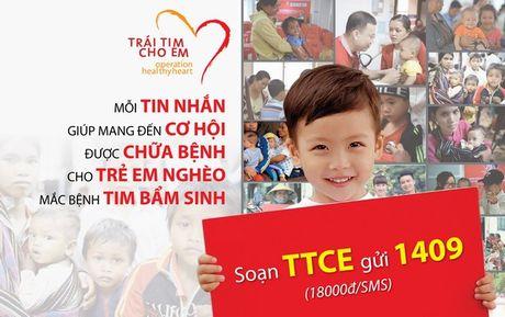 Quyen gop duoc hon 20 ty dong cho chuong trinh 'Trai tim cho em' - Anh 2